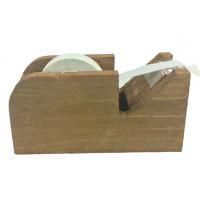 【まつげエクステ】天然木テープカッター 1~2巻用シングルサイズ【メール便可】【i-tc1】